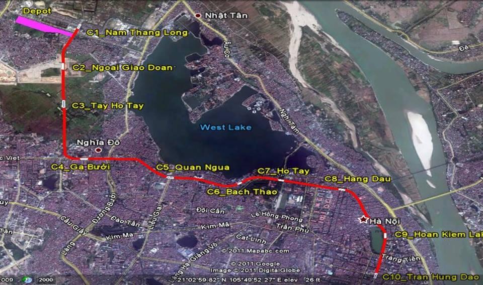 Hà Nội dự kiến rót hơn 50 ngàn tỷ đồng cho các tuyến đường sắt đô thị giai đoạn 2021 – 2025 - Ảnh 2.