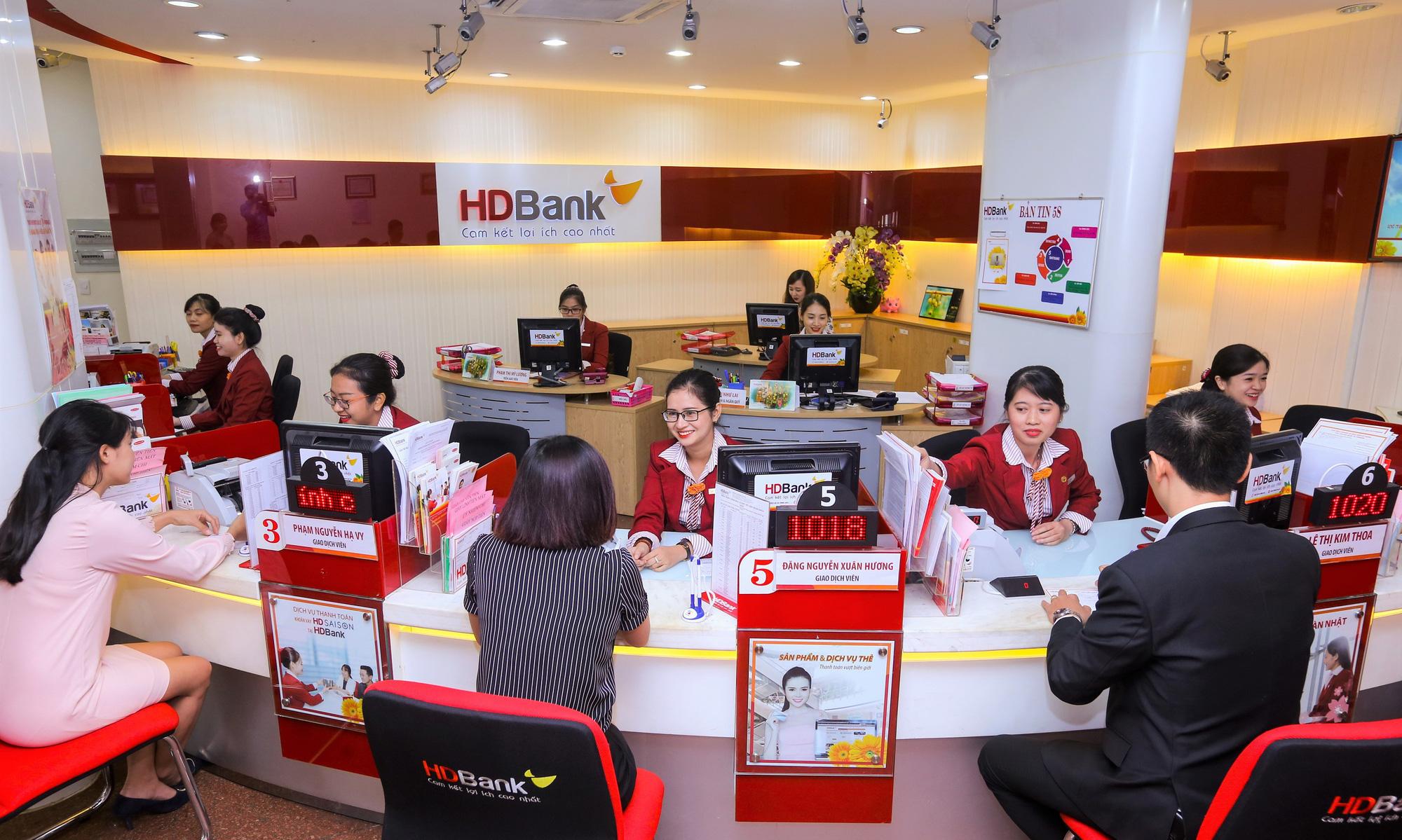 Cổ đông HDBank đã nhận cổ tức 25% năm 2020 bằng cổ phiếu - Ảnh 1.