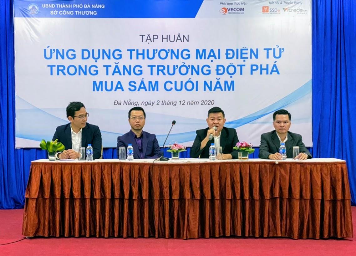 ViHAT tham gia chương trình chuyển đổi số và thúc đẩy thương mại điện tử tại các tỉnh miền Trung - Ảnh 1.