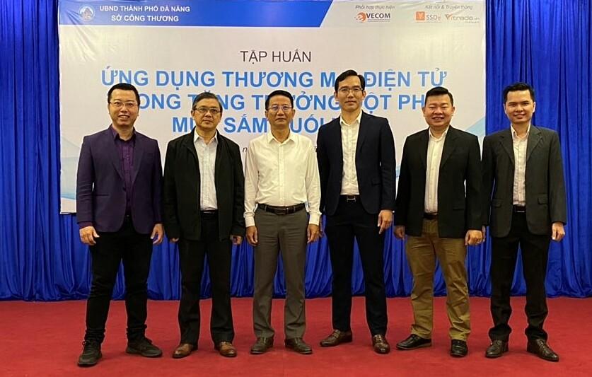 ViHAT tham gia chương trình chuyển đổi số và thúc đẩy thương mại điện tử tại các tỉnh miền Trung - Ảnh 3.