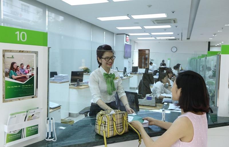 Lãi suất ngân hàng Vietcombank cập nhật tháng 2/2021 - Ảnh 1.