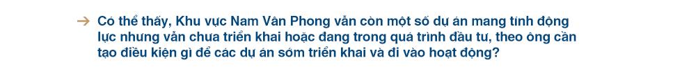 Khu kinh tế Vân Phong xây tổ cho 'đại bàng' - Ảnh 8.