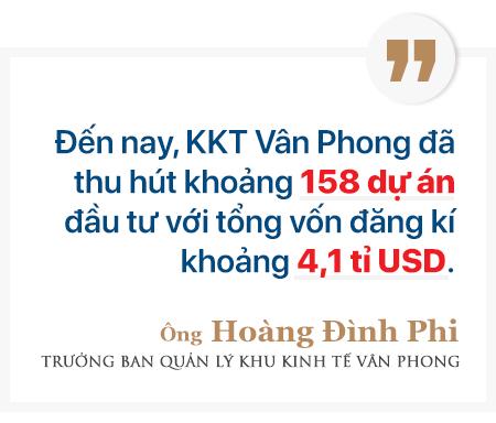 Khu kinh tế Vân Phong xây tổ cho 'đại bàng' - Ảnh 2.