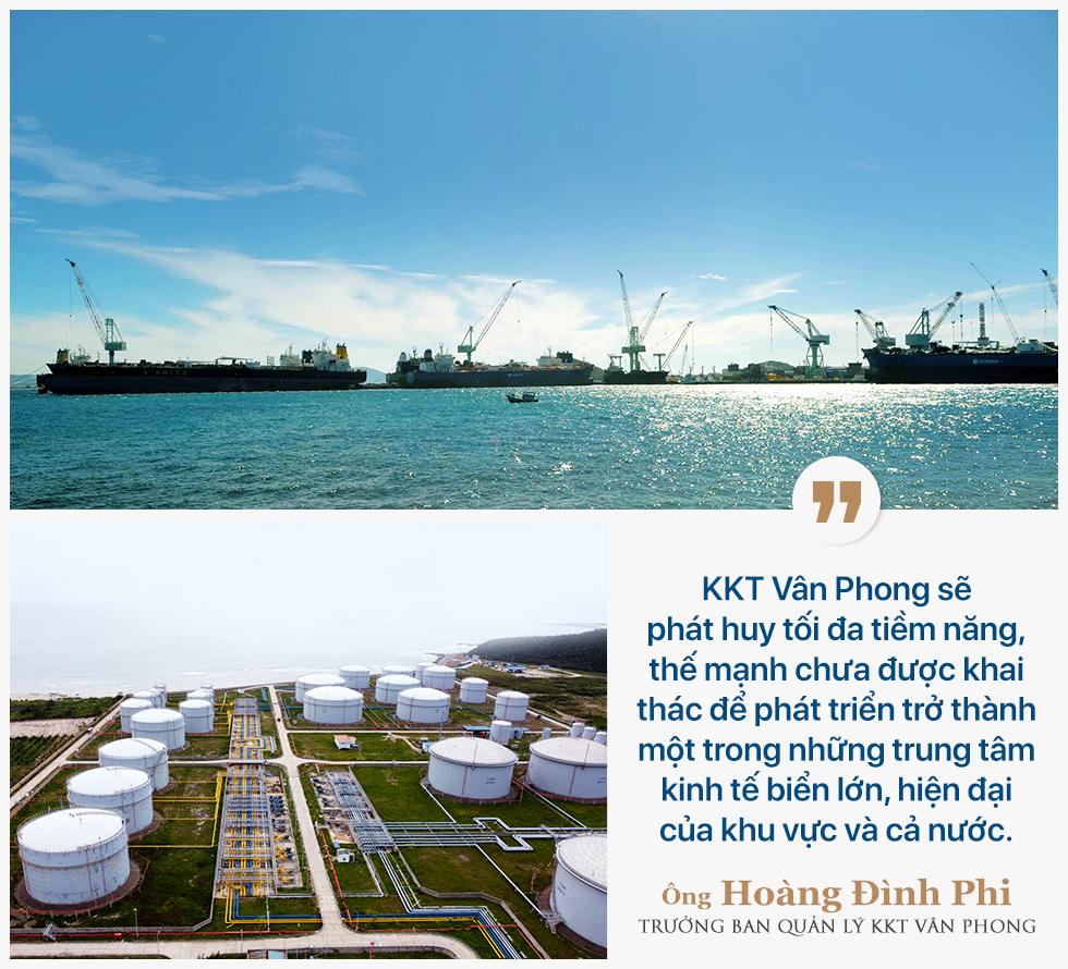 Khu kinh tế Vân Phong xây tổ cho 'đại bàng' - Ảnh 10.