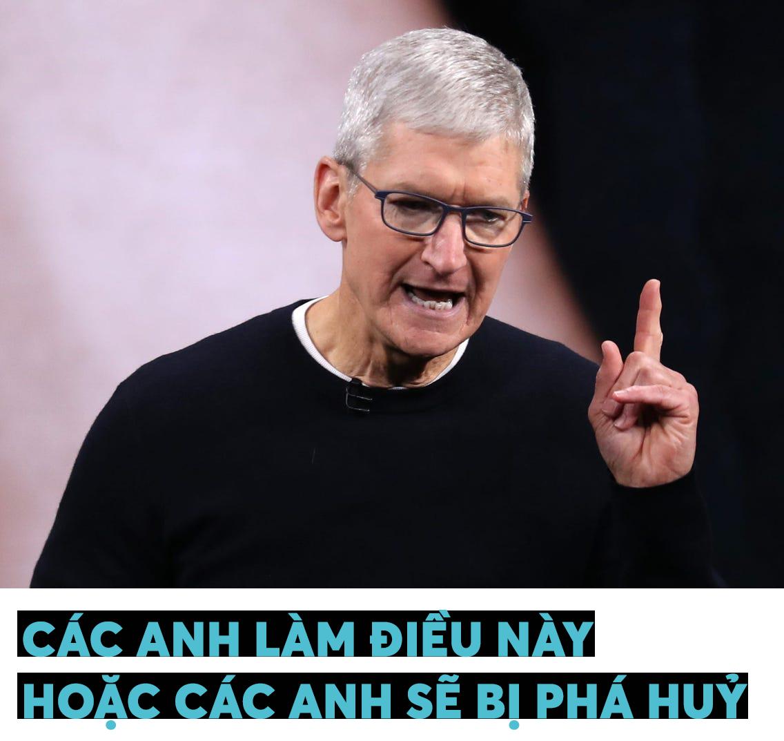 [eMagazine] Tim Cook vượt qua cái bóng của Steve Jobs xây 'thành trì' Apple 2,3 nghìn tỉ USD như thế nào? - Ảnh 6.