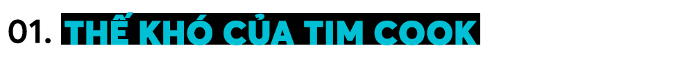 [eMegazine] Tim Cook vượt qua cái bóng của Steve Jobs xây 'thành trì' Apple 2,3 nghìn tỉ USD như thế nào? - Ảnh 1.