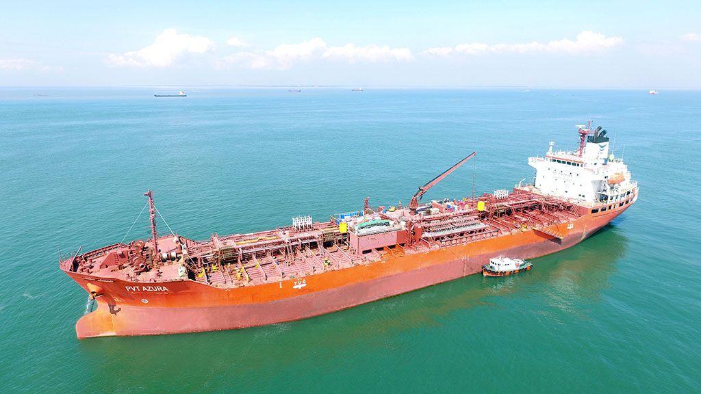 PVTrans đầu tư thêm một tàu, đã được thuê chở hàng - Ảnh 1.
