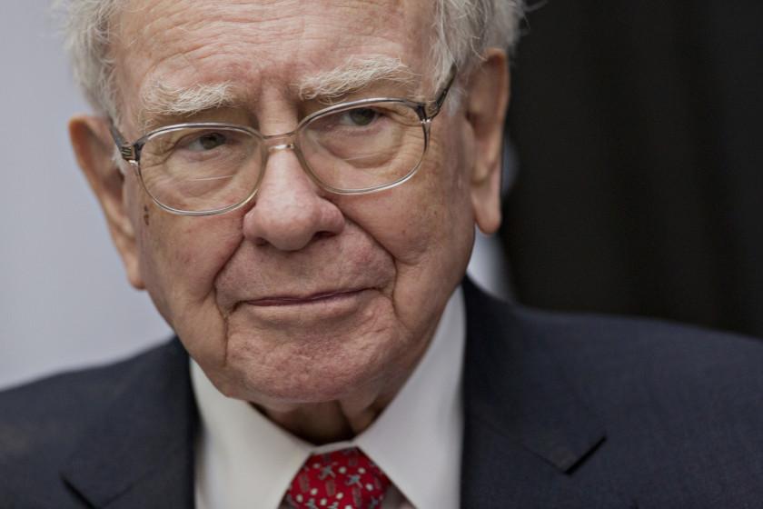 Warren Buffett hoài nghi về cổ phiếu - Ảnh 1.