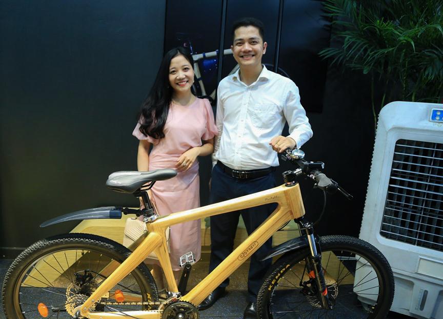 Ngồi lại cuối năm: Câu chuyện kể về một người đem xe đạp tre Việt Nam ra thế giới - Ảnh 9.