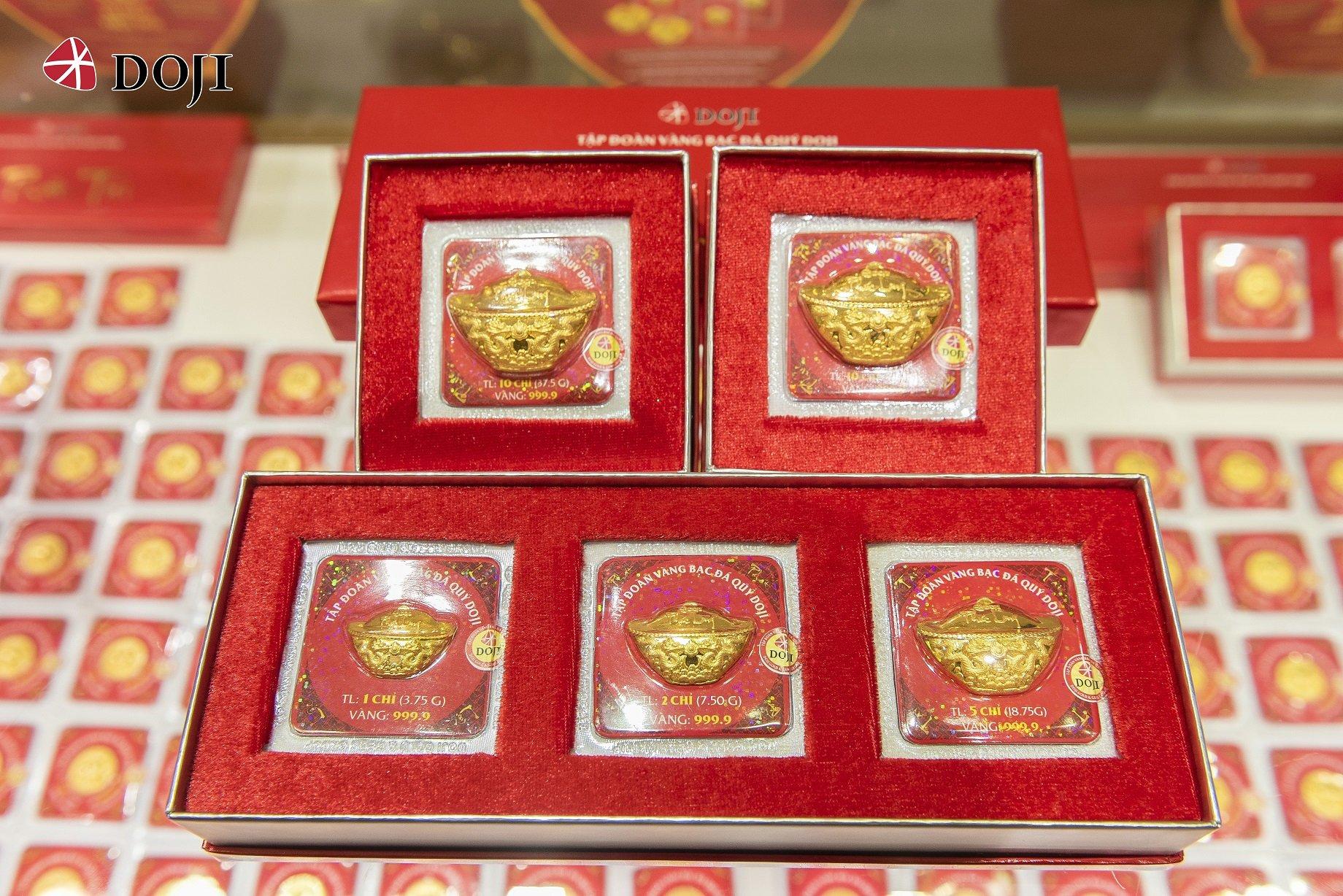 Những sản phẩm vàng độc, lạ dành riêng cho ngày vía Thần Tài 2021 - Ảnh 5.