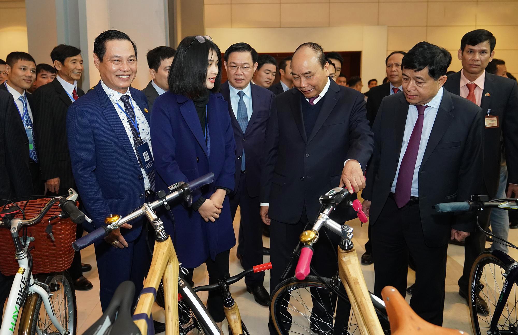 Ngồi lại cuối năm: Câu chuyện kể về một người đem xe đạp tre Việt Nam ra thế giới - Ảnh 24.