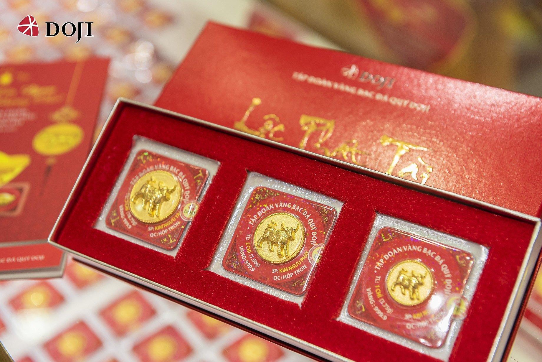 Những sản phẩm vàng độc, lạ dành riêng cho ngày vía Thần Tài 2021 - Ảnh 4.