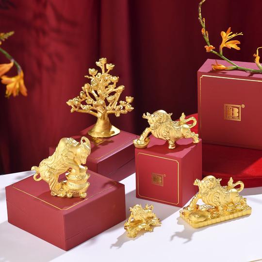 Ngày Thần Tài nên mua vàng gì để tài lộc sung túc cả năm? - Ảnh 1.
