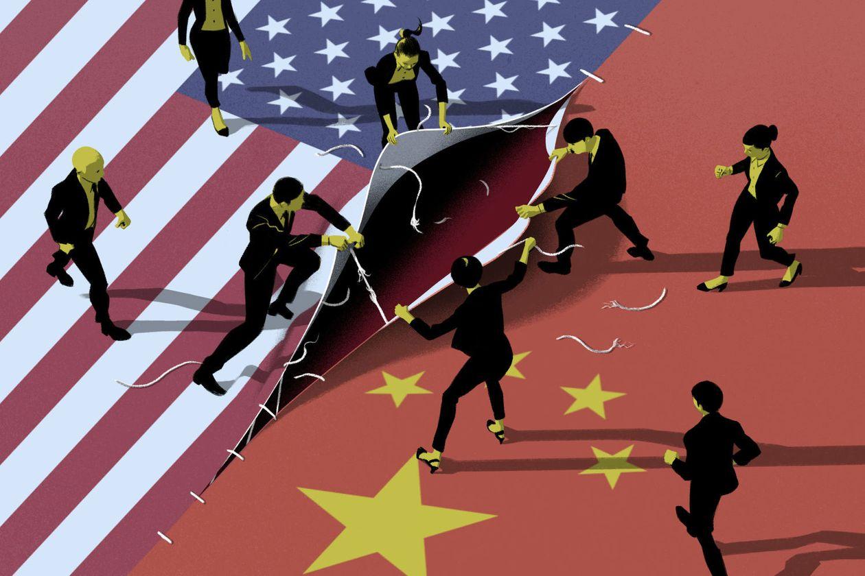 Nguy cơ nền kinh tế Mỹ mất vĩnh viễn 500 tỷ USD nếu tiếp tục tách rời Trung Quốc - Ảnh 1.