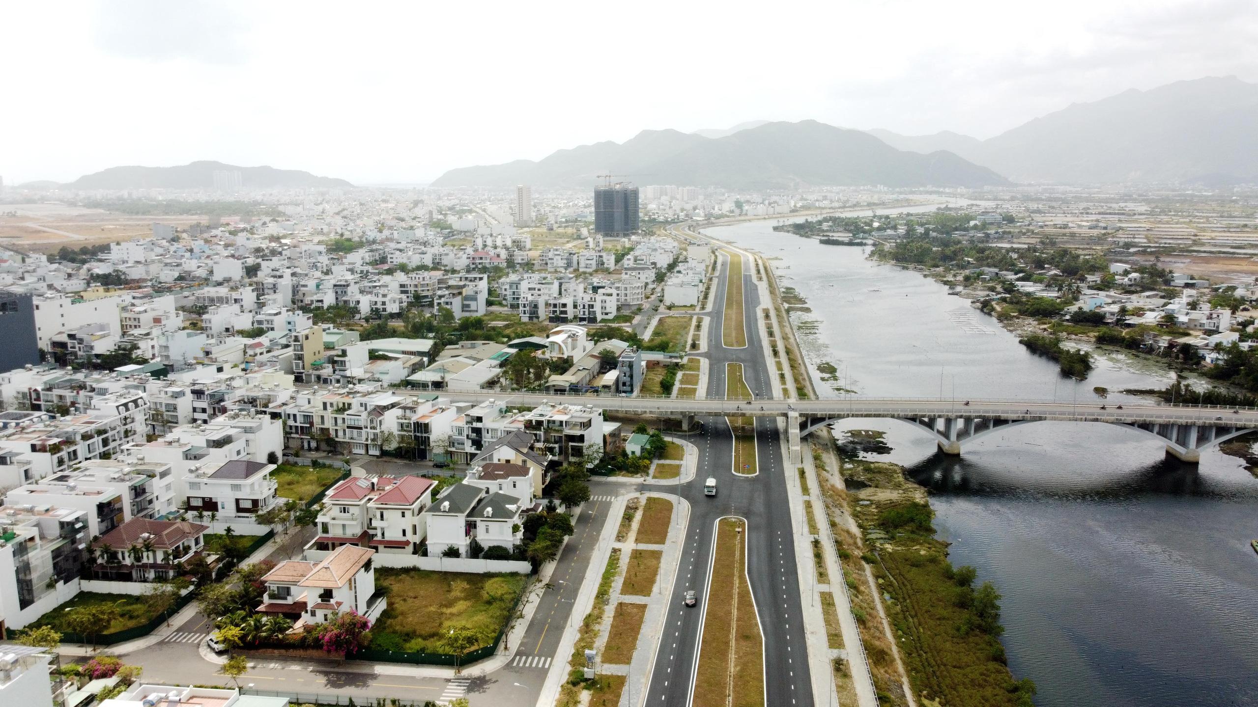 Nha Trang: Đưa vào khai thác đường Vành đai 2 nhiều dự án BĐS hưởng lợi - Ảnh 2.