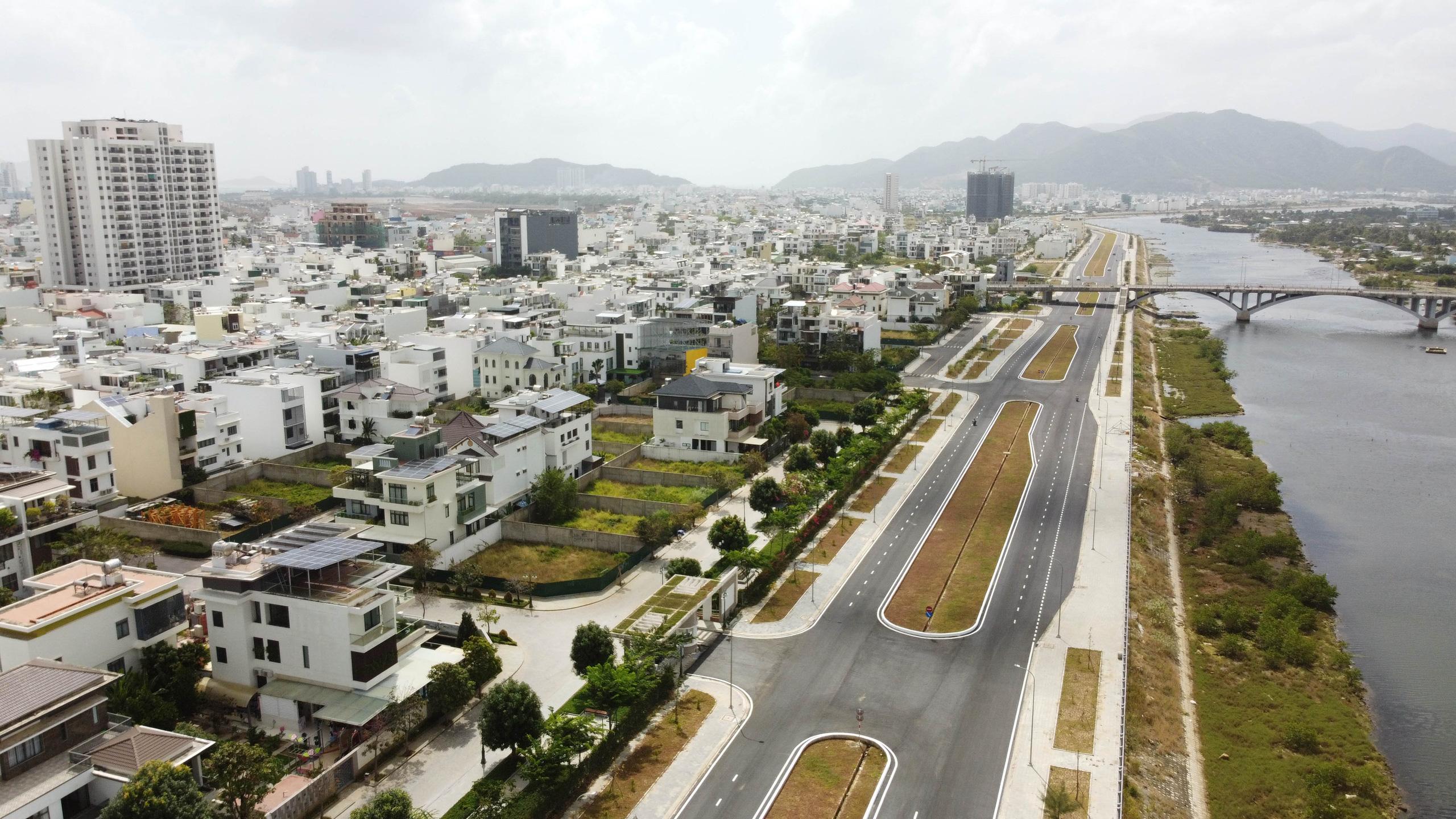 Nha Trang: Đưa vào khai thác đường Vành đai 2 nhiều dự án BĐS hưởng lợi - Ảnh 7.