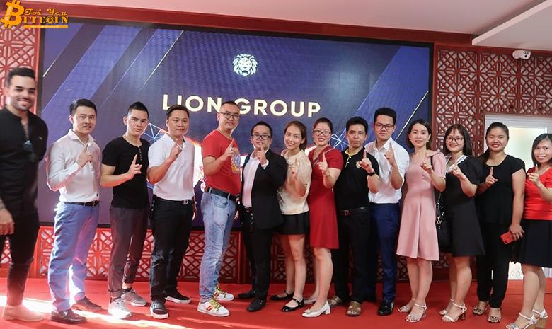 Lion Group có dấu hiệu đa cấp: Hoạt động núp bóng sàn giao dịch ngoại hối, vốn tối thiểu 1.000 USD - Ảnh 1.