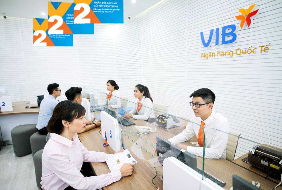 Lãi suất ngân hàng VIB mới nhất tháng 2/2021 - Ảnh 1.