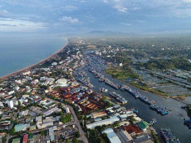 Bình Định đấu thầu hai dự án khu đô thị và khu phố thương mại hơn 2.300 tỷ tại Hoài Nhơn - Ảnh 1.