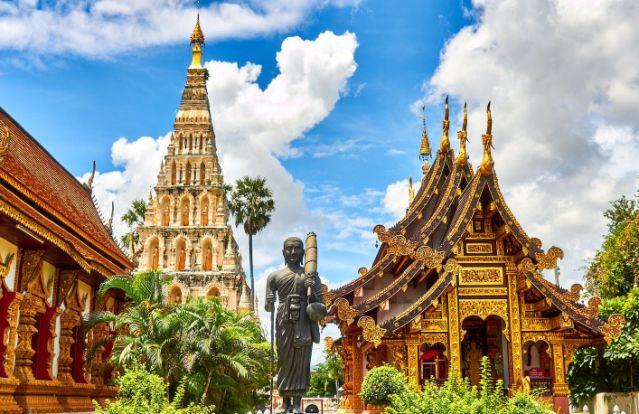 Thái Lan muốn trở thành nước tiên phong đón du khách sử dụng tiền ảo - Ảnh 1.