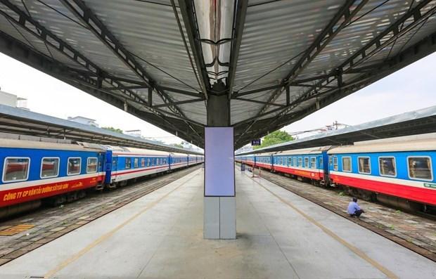 Doanh nghiệp đường sắt được giảm 50% phí sử dụng kết cấu hạ tầng - Ảnh 1.