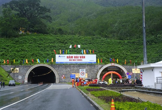 Thông tin chính thức về việc tiếp tục vận hành hầm Hải Vân 2 - Ảnh 1.