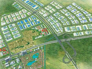 KCN Yên Phong II-A hơn 1.800 tỷ đồng được duyệt chủ trương đầu tư   - Ảnh 1.