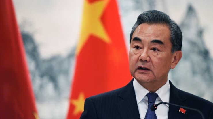 Trung Quốc kêu gọi Mỹ dỡ bỏ trừng phạt nhưng định ra 'lằn ranh đỏ' - Ảnh 1.