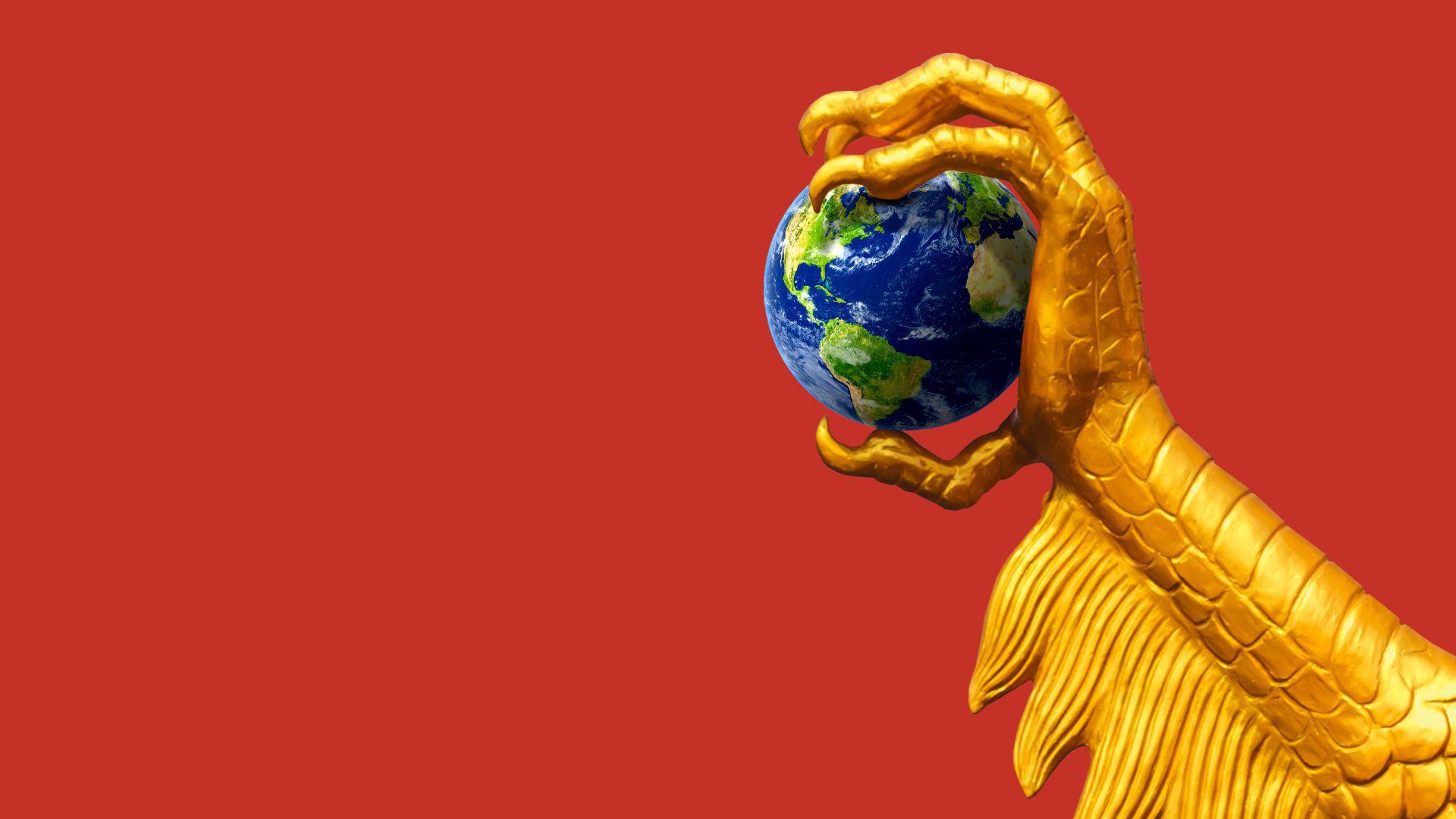 Quyền lực chính trị của Trung Quốc đi lên cùng thị trường chứng khoán - Ảnh 1.