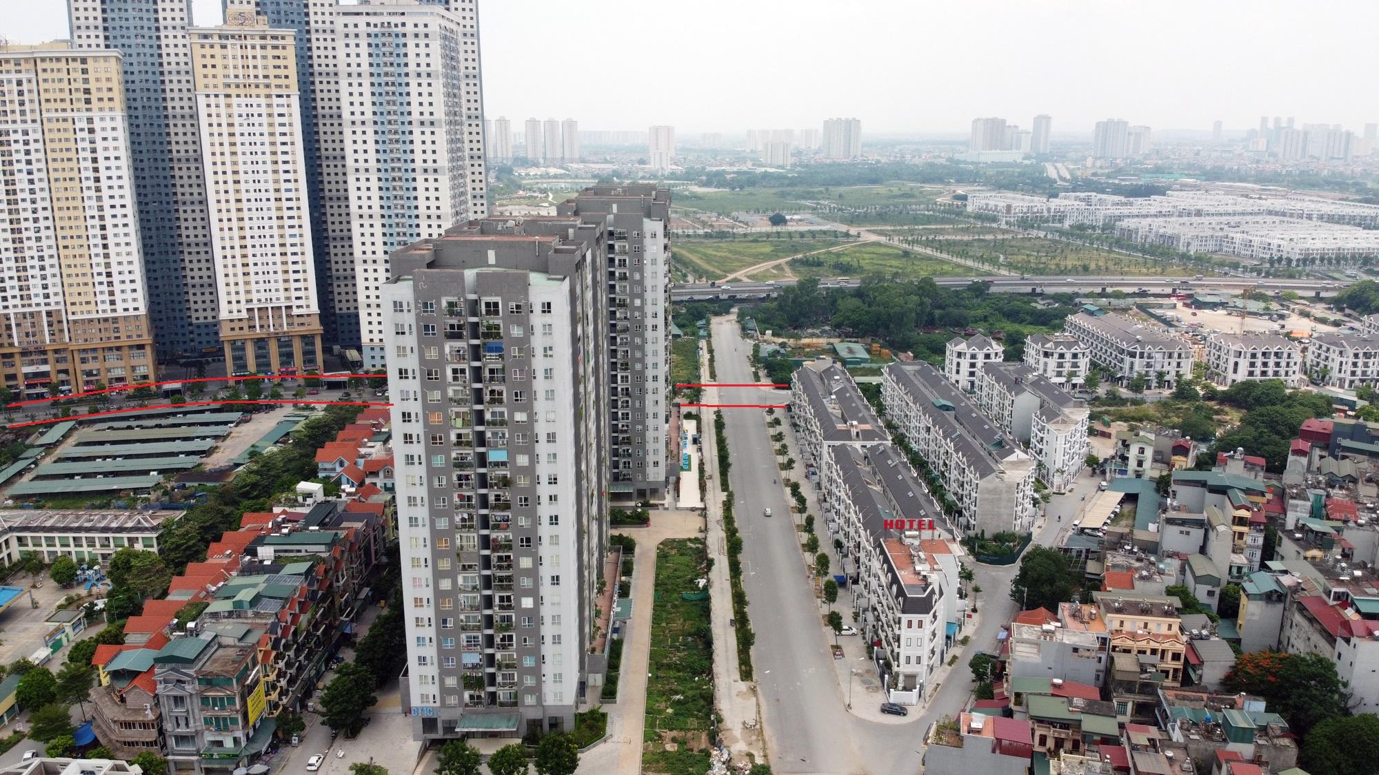 đường sẽ mở theo qui hoạch ở phường Đại Kim, Hoàng Mai, Hà Nội - Ảnh 14.