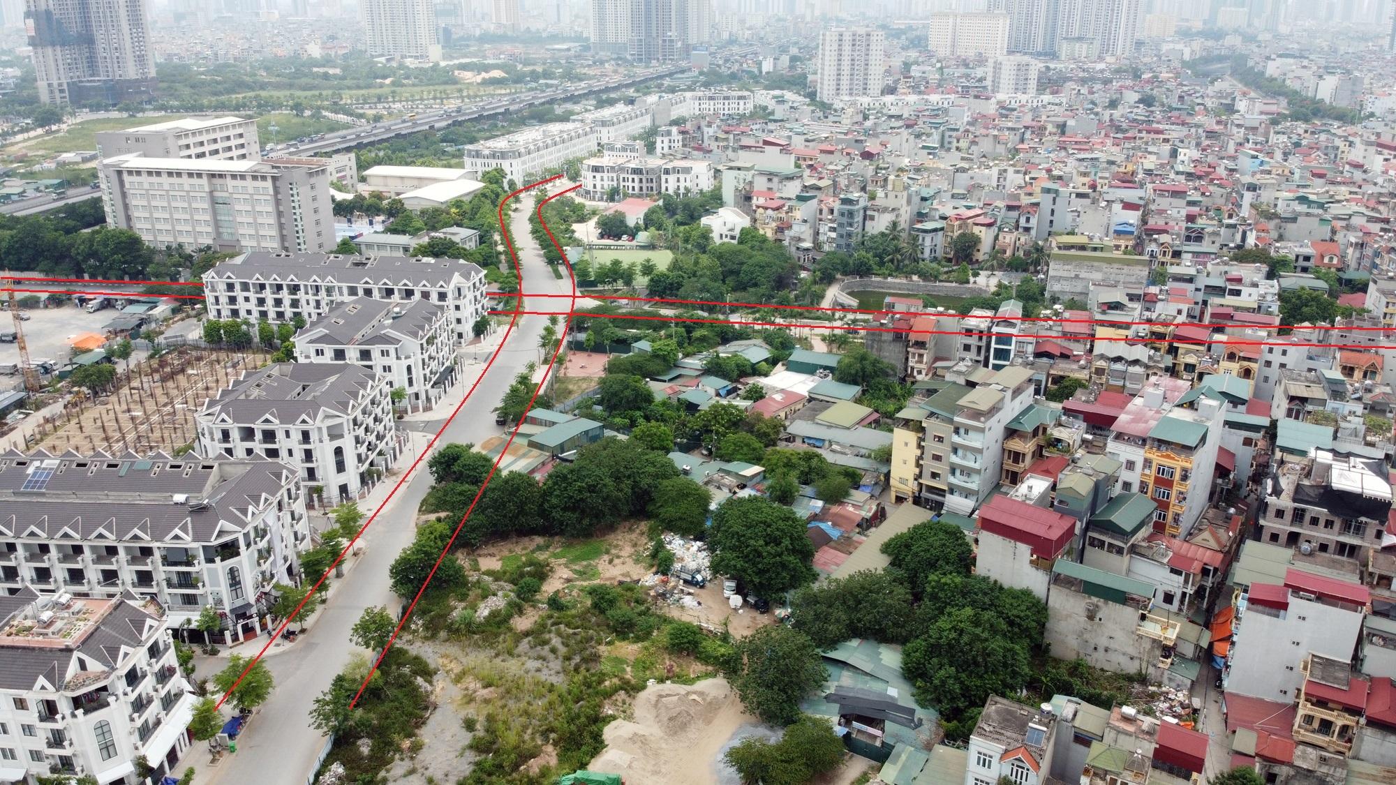 đường sẽ mở theo qui hoạch ở phường Đại Kim, Hoàng Mai, Hà Nội - Ảnh 18.