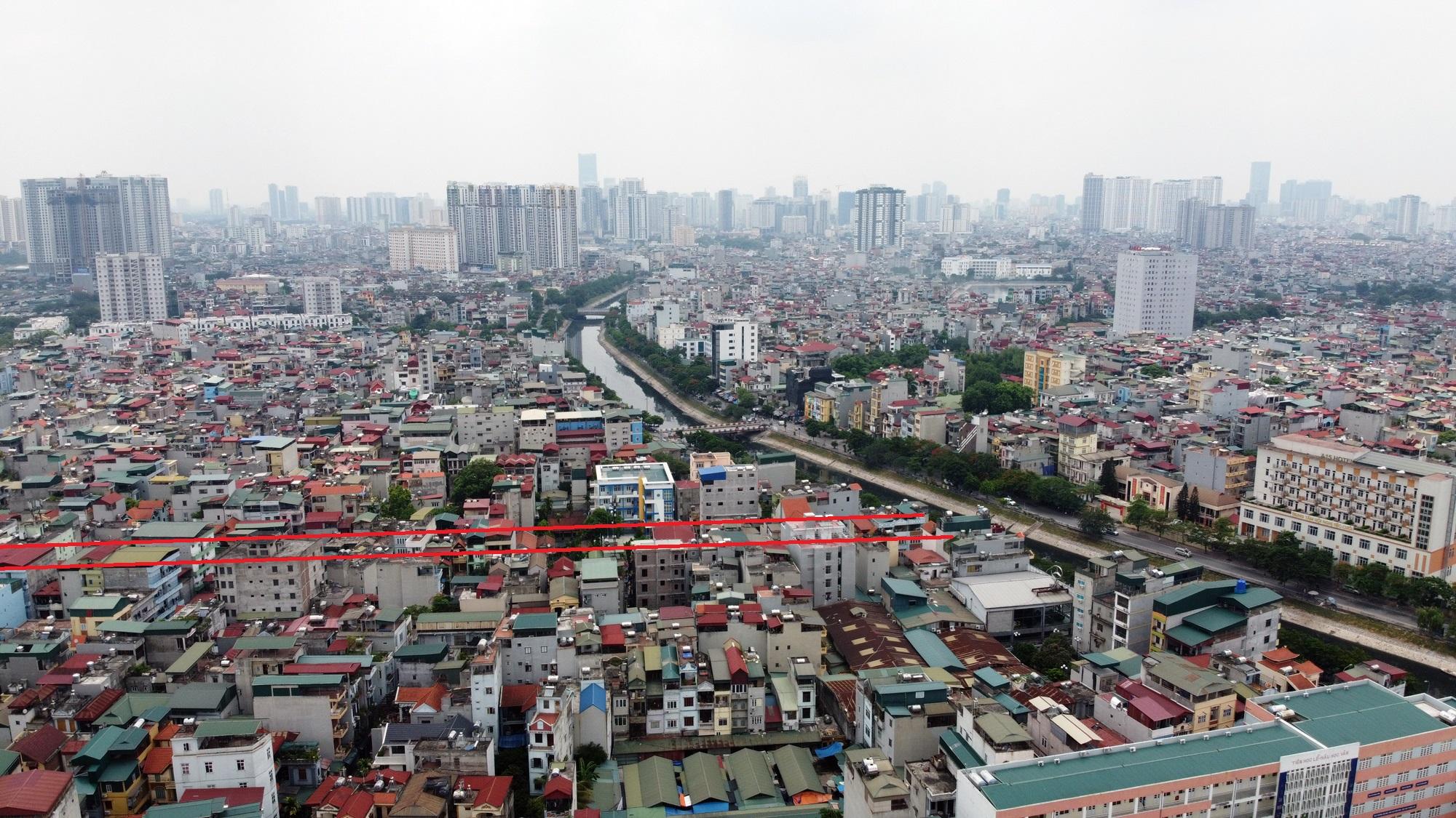 đường sẽ mở theo qui hoạch ở phường Đại Kim, Hoàng Mai, Hà Nội - Ảnh 19.