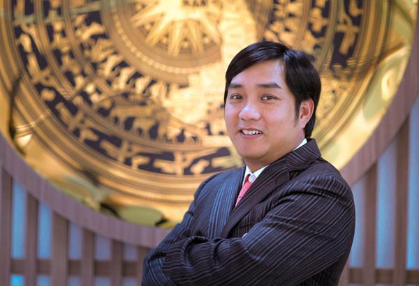 Chủ tịch Tập đoàn Đèo Cả làm Phó Chủ tịch Hưng Thịnh Incons - Ảnh 1.