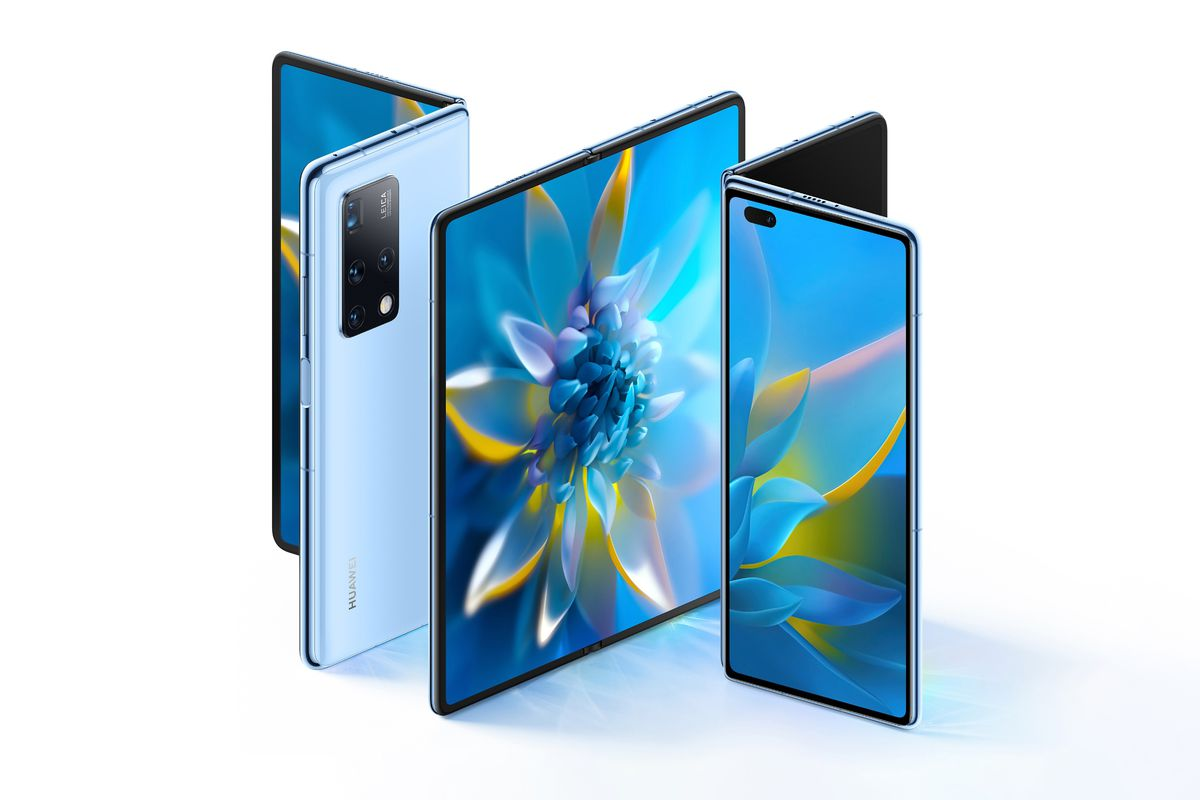 Chiếc điện thoại đầu tiên chạy HarmonyOS của Huawei chính thức được ra mắt - Ảnh 1.