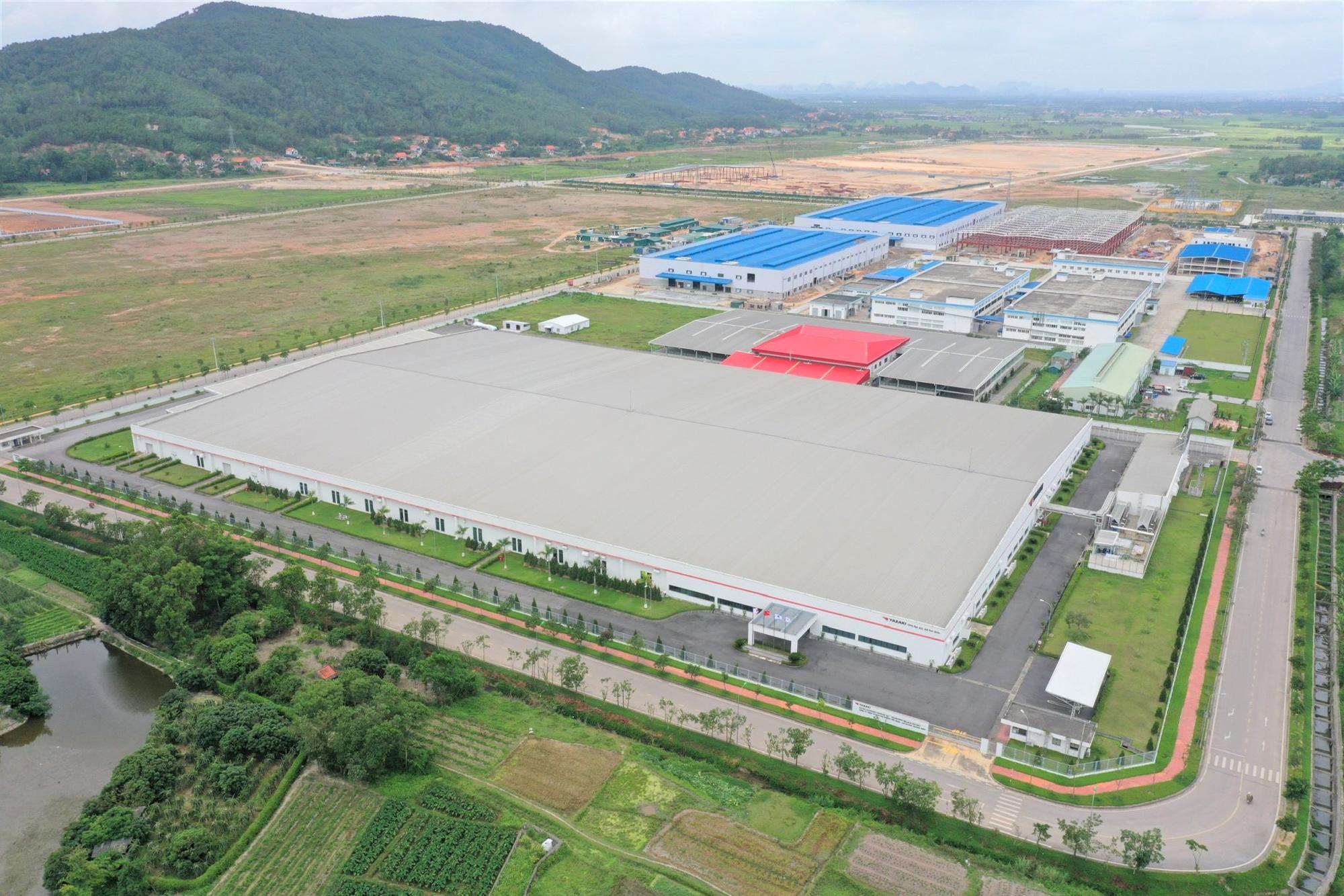 Tiến độ hai khu công nghiệp hơn 350 ha của Viglacera tại Quảng Ninh  - Ảnh 1.