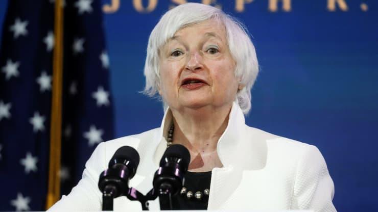 Bộ trưởng Tài chính Mỹ cảnh báo nhà đầu tư có thể lỗ nặng khi chơi bitcoin - Ảnh 1.