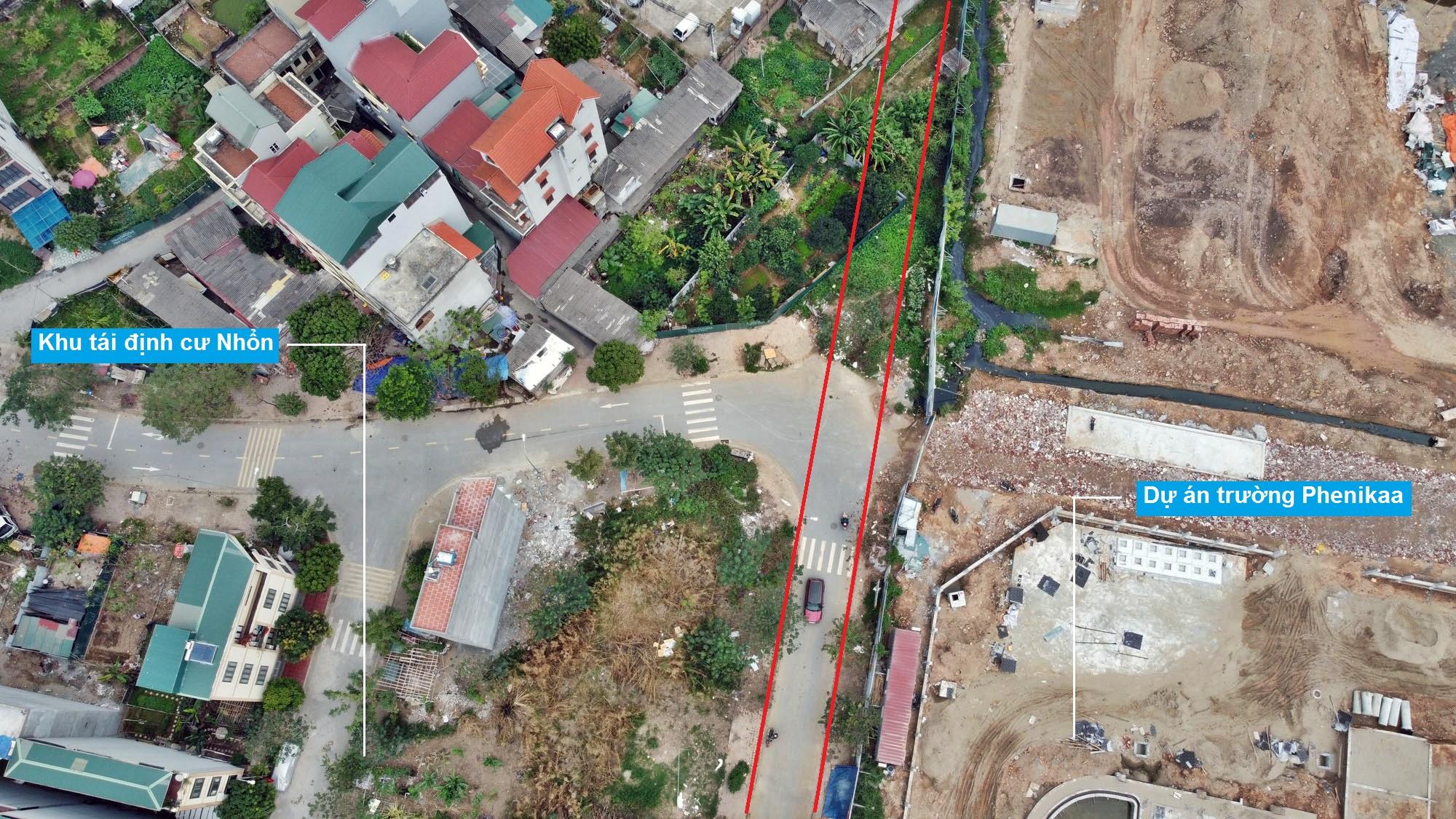 Ba đường sẽ mở theo quy hoạch ở phường Phương Canh, Nam Từ Liêm, Hà Nội (phần 2) - Ảnh 9.