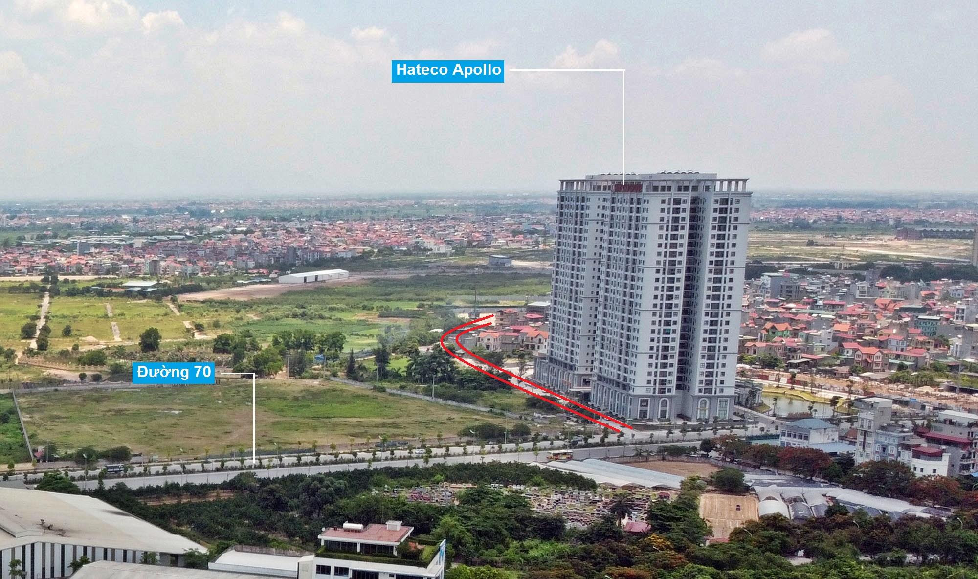 Ba đường sẽ mở theo quy hoạch ở phường Phương Canh, Nam Từ Liêm, Hà Nội (phần 2) - Ảnh 11.