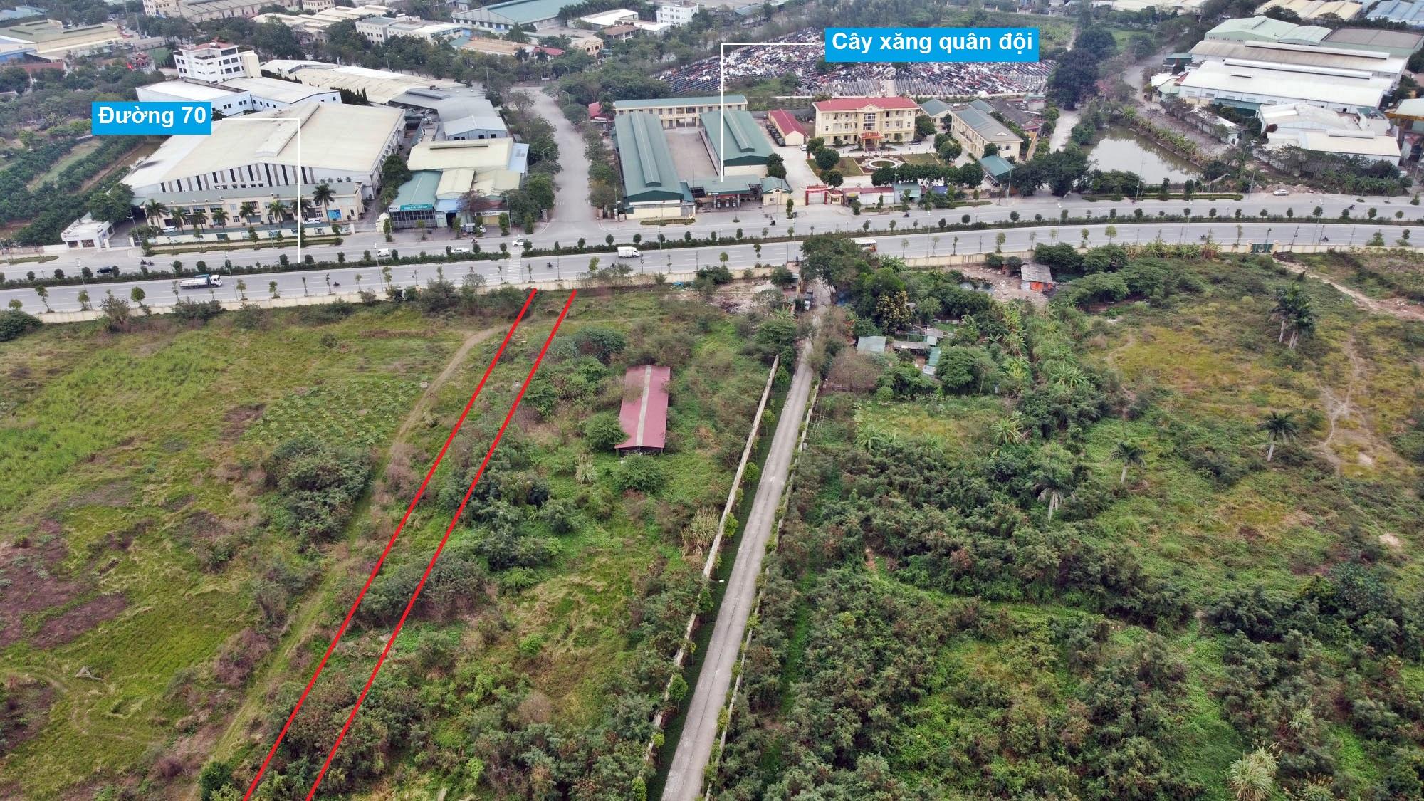 Ba đường sẽ mở theo quy hoạch ở phường Phương Canh, Nam Từ Liêm, Hà Nội (phần 2) - Ảnh 14.