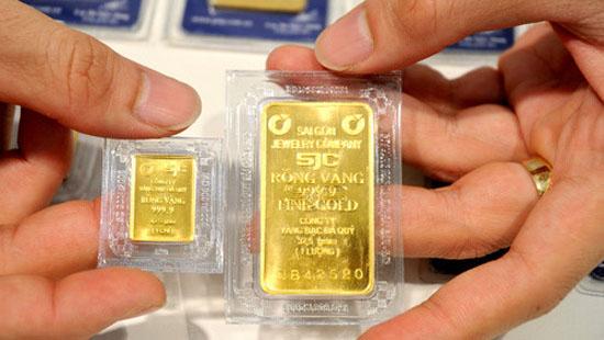 Giá vàng hôm nay 23/2: Vàng miếng SJC đảo chiều tăng 250.000 đồng/lượng - Ảnh 1.