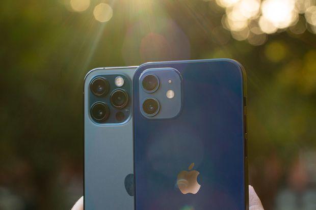 Apple lần đầu bán được nhiều smartphone hơn Samsung kể từ năm 2016 - Ảnh 1.