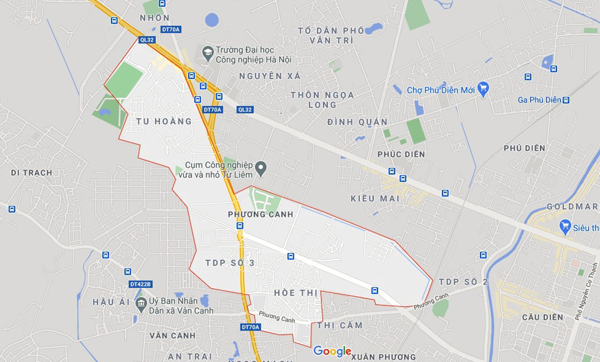 Ba đường sẽ mở theo qui hoạch ở phường Phương Canh, Nam Từ Liêm, Hà Nội (phần 2) - Ảnh 1.