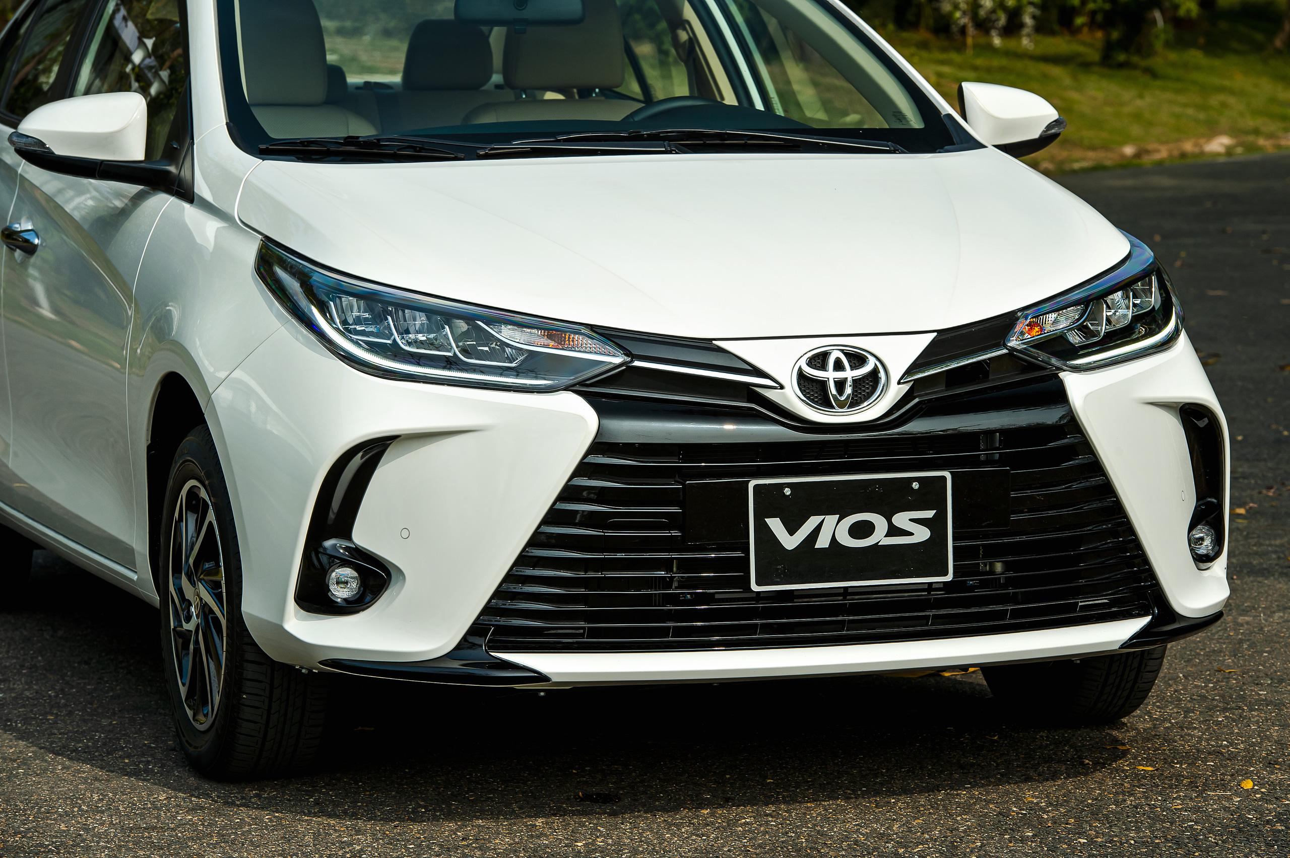 Chiếc Toyota Vios 2021 đầu tiên xuất hiện tại Việt Nam, giá chỉ từ 478 triệu đồng - Ảnh 4.