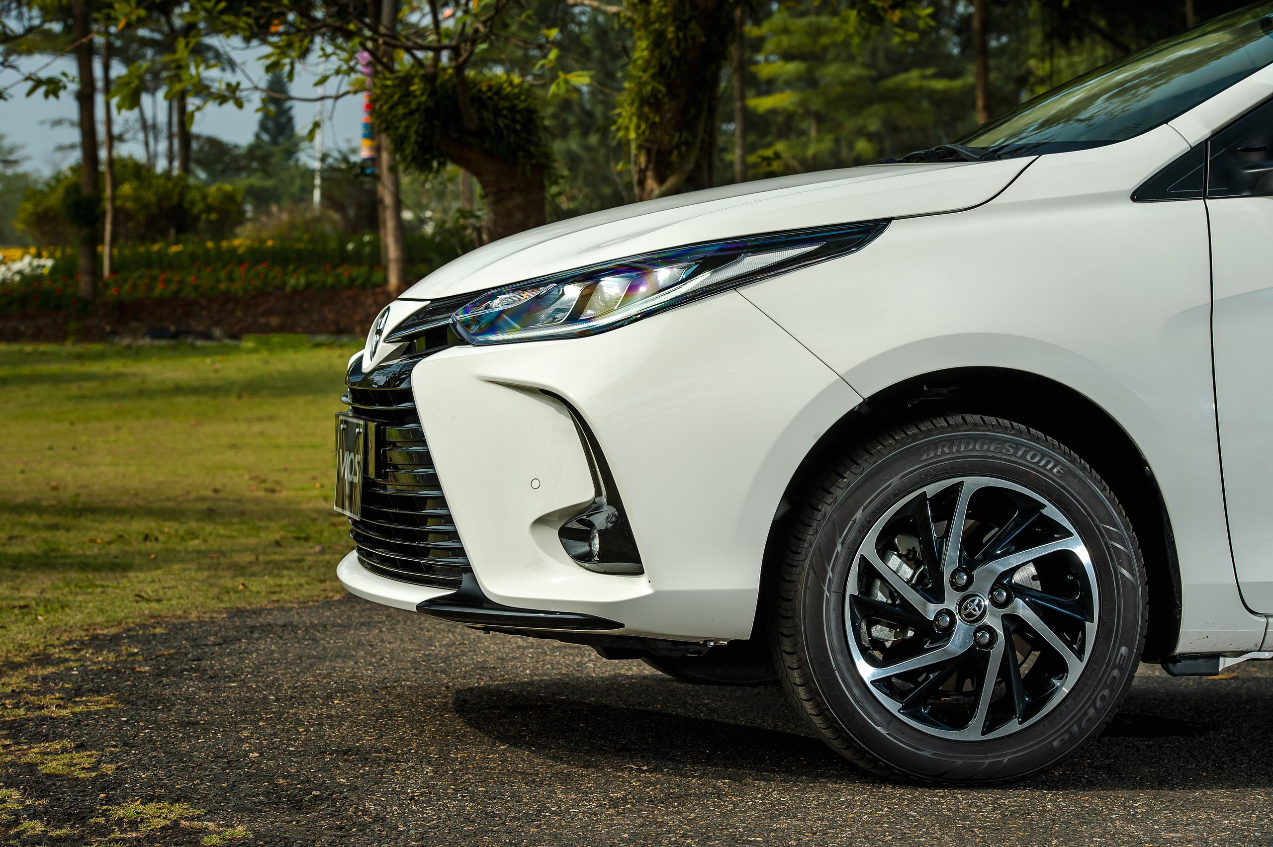 Chiếc Toyota Vios 2021 đầu tiên xuất hiện tại Việt Nam, giá chỉ từ 478 triệu đồng - Ảnh 5.
