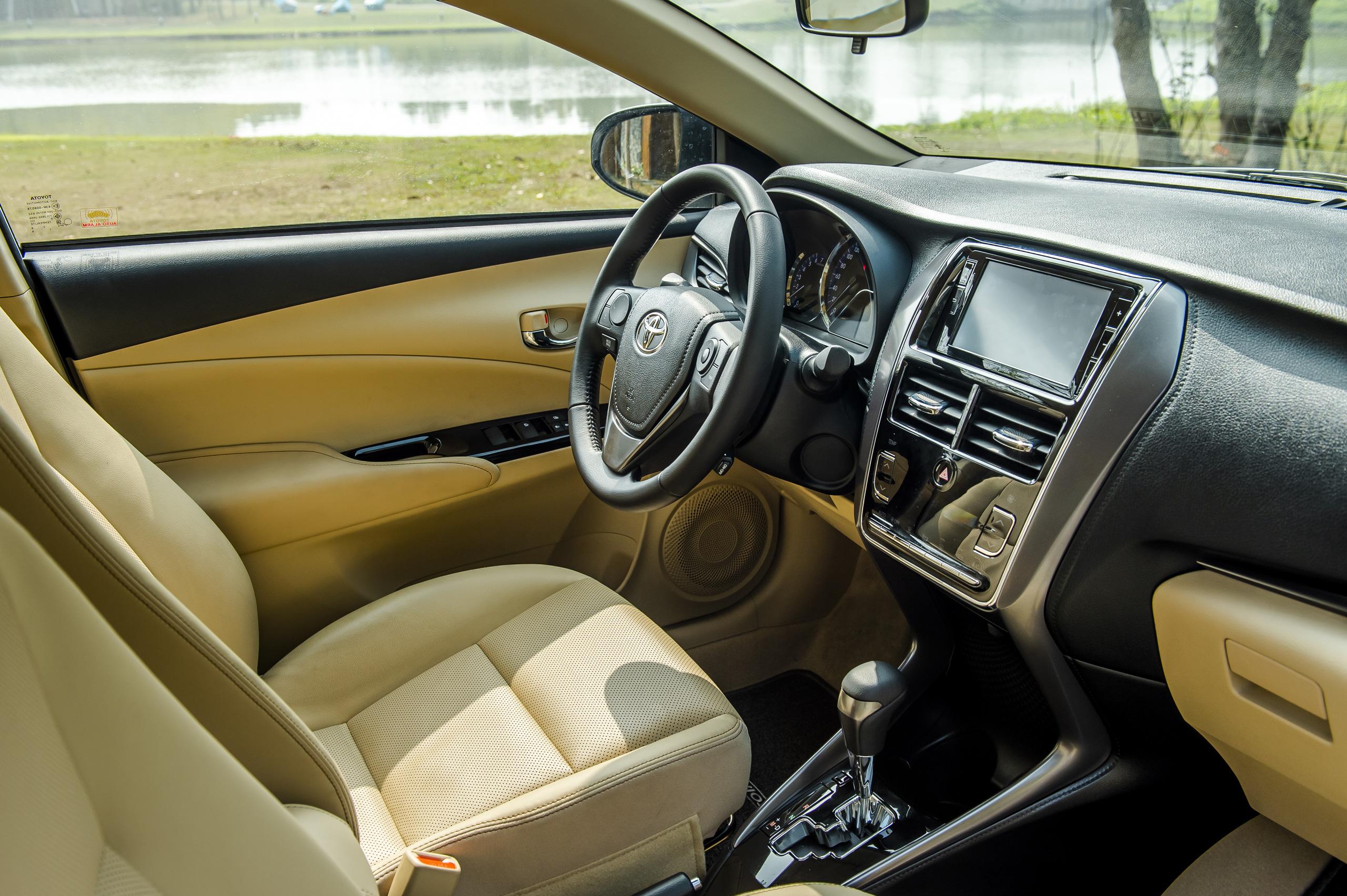 Chiếc Toyota Vios 2021 đầu tiên xuất hiện tại Việt Nam, giá chỉ từ 478 triệu đồng - Ảnh 8.