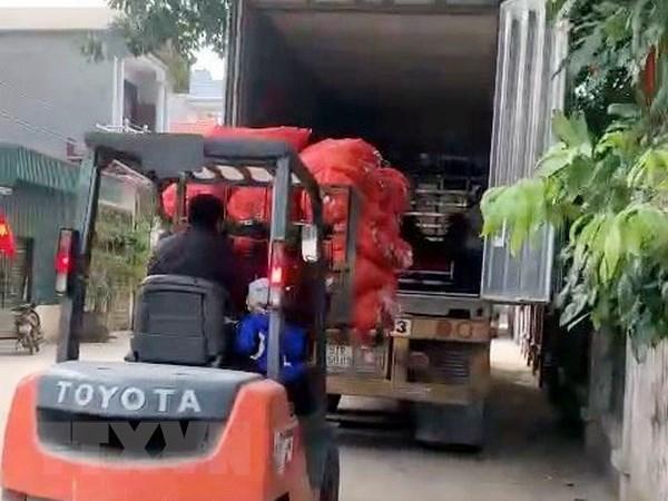 Đề nghị có phương án cho xe hàng lưu thông Hải Dương-Hải Phòng - Ảnh 1.