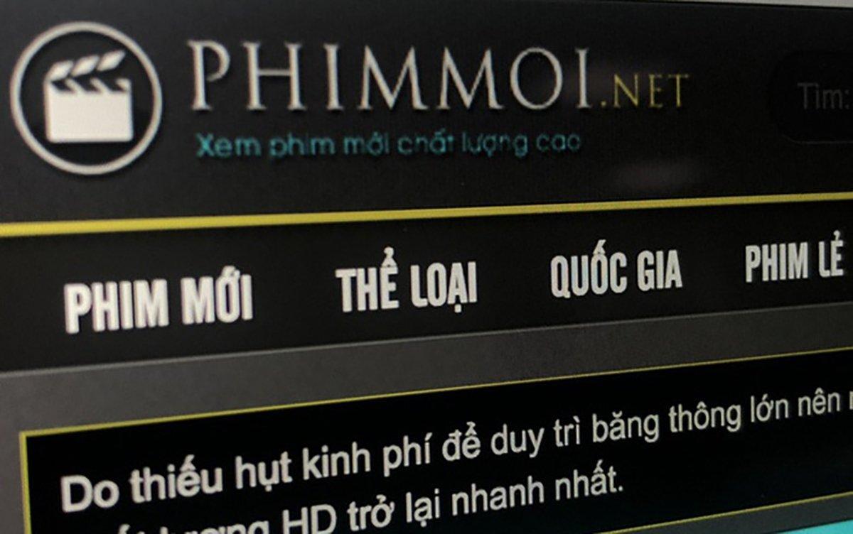 Phimmoi.net, chợ Đồng Xuân, chợ Bến Thành bị cáo buộc vi phạm sở hữu trí tuệ và vi phạm bản quyền - Ảnh 1.