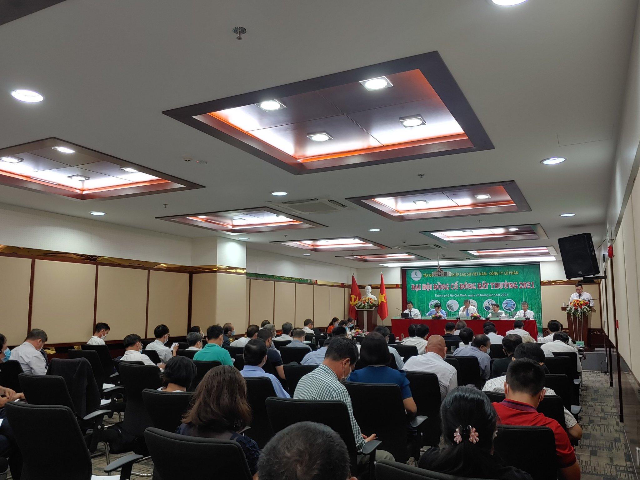 ĐHĐCĐ bất thường: GVR muốn thoái vốn tại Nam Tân Uyên, Cao su Phước Hòa và Đồng Phú - Ảnh 4.