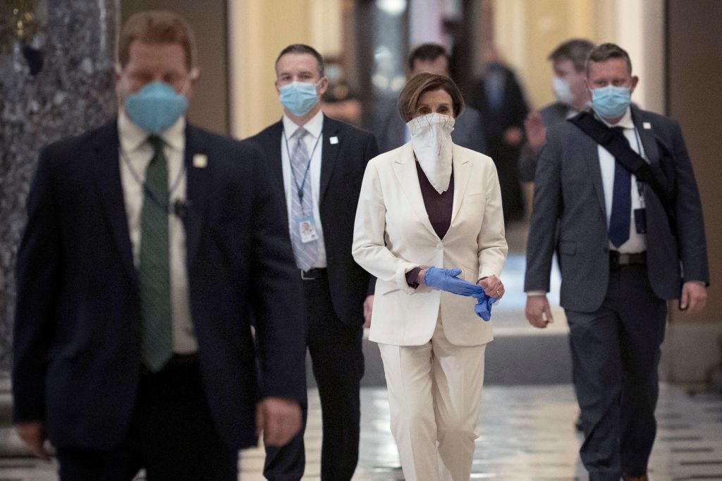 Hạ viện Mỹ phê chuẩn gói cứu trợ 1.900 tỷ USD, đợi phán quyết từ Thượng viện - Ảnh 2.