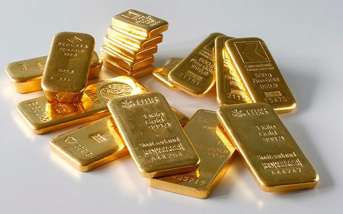 Giá vàng hôm nay 27/2: Chốt phiên cuối tuần, SJC tiếp đà giảm 350.000 đồng/lượng - Ảnh 1.